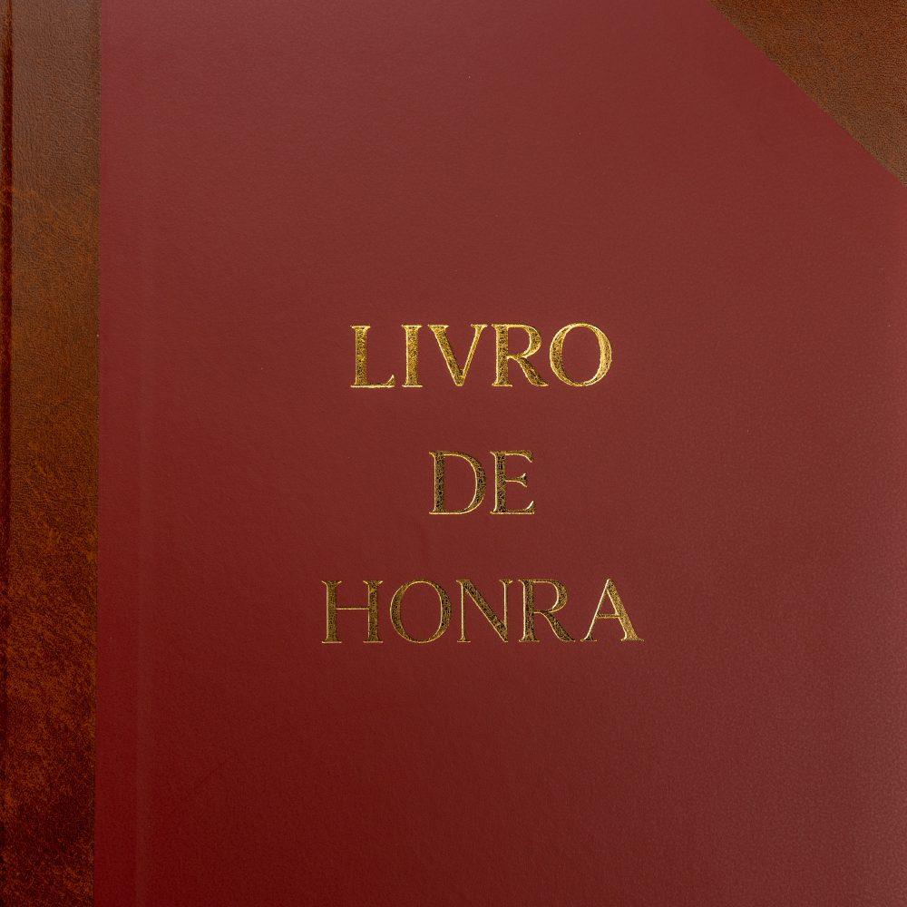Livro Honra Bordeux