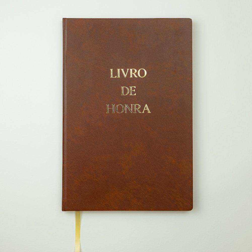 Livro Honra Castanho